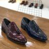 Lakovane cipele, muske, za odelo, odela