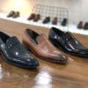 Lakovane cipele bez pertli, muske, beograd, novi sad