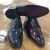 Lakovane cipele, lakovana muska obuca